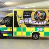 Quinn Vehicles are delighted to be associated with the BUMBLEance